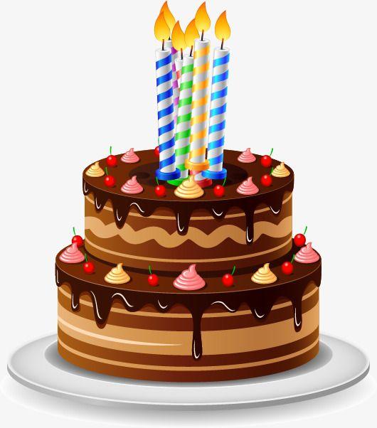 Cartoon Chocolate Cake Yummy Cakes Cake Birthday Cake