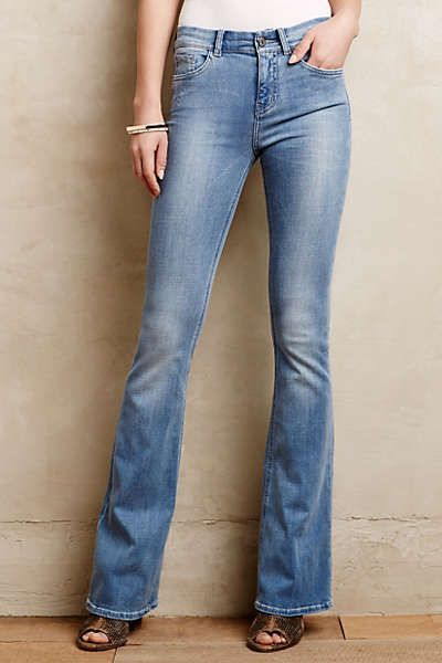 MiH Bodycon Marrakesh Flare Jeans