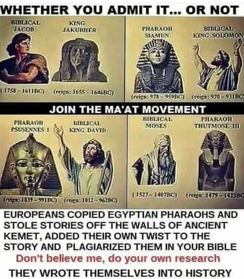 There Is Starting To Surface Evidence That The Biblical Patriarchs From Abraham Jacob Solomon Davi Biblical African History Facts Ancient Egypt Civilization