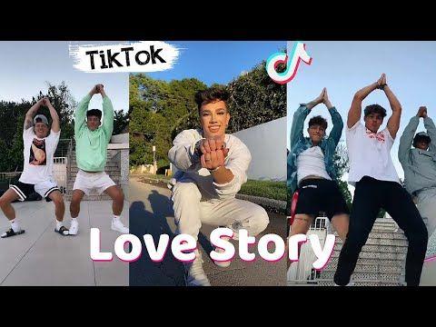 Love Story Remix Tiktok Dance Challenge Compilation Youtube Love Story Remix Dance