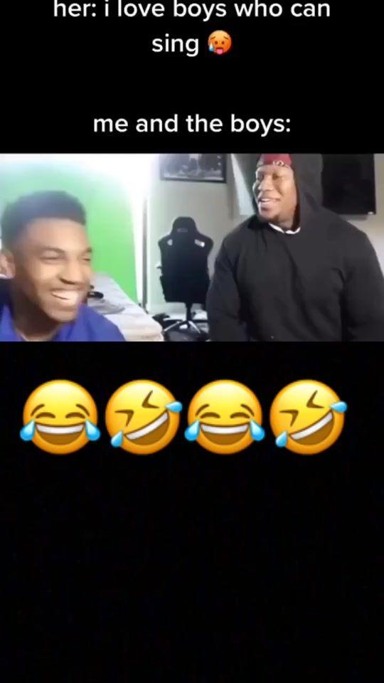 Trending Videos On Tiktok Trending Videos Singing Boys Who