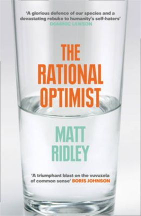 Matt Ridley believes that thanks to the ceaseless capacity of the human race for innovative change, and the inevitable disasters along the way, the twenty-first century will see both human prosperity and natural biodiversity enhanced.