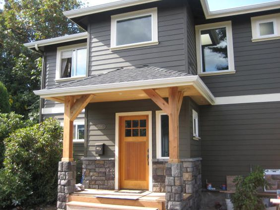 James Hardie Doors And Staircases On Pinterest