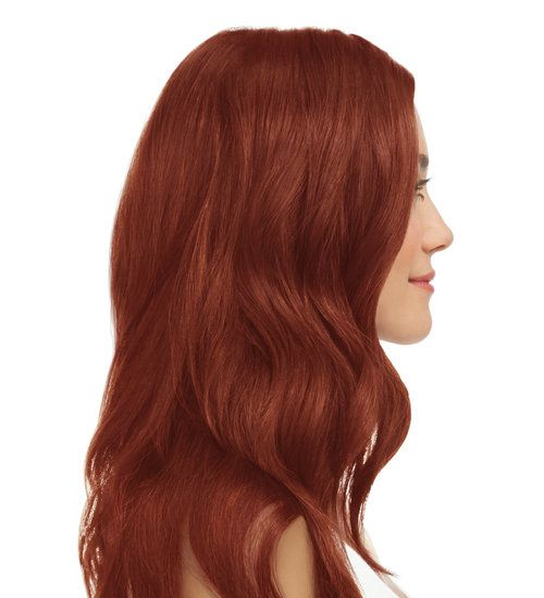 Medium Brown Red Copper 5 64 At Home Hair Color Copper Hair