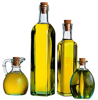 Wash oily skin with olive oil. It actually works!