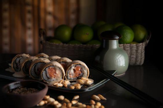 #fotoproducto #sushi #gourmet #cocinafusión # japonesa #nikkei #photoproduct
