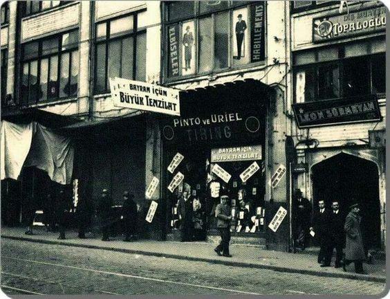 Beyoğlu1940 lar