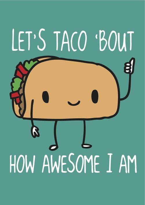 Homemade tacos meme