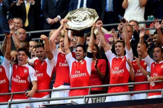 2 August 2015 / Arsenal 1-0 Chelsea: Oxlade-Chamberlain strikes to earn Gunners Community Shield win...