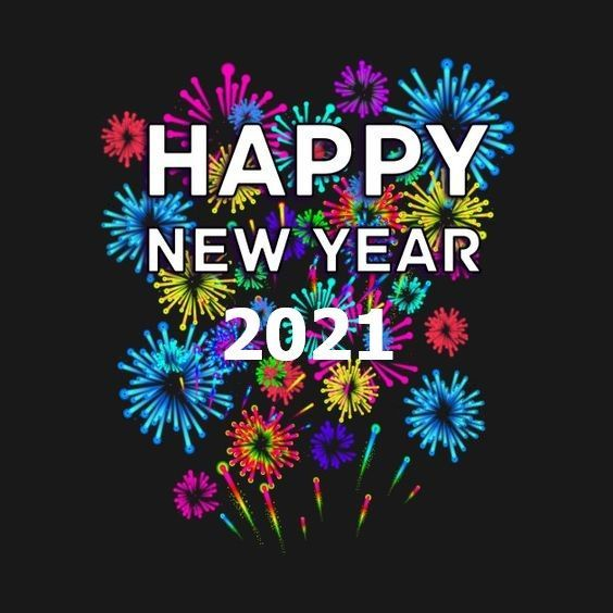 Happy New Year 2021 in 2020 | Happy new year images, Happy new year  greetings, Happy new year pictures