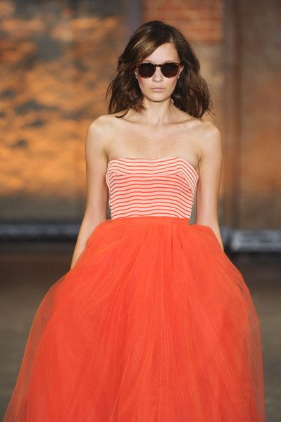 Christian Siriano Spring 2012 Runway Pictures - StyleBistro