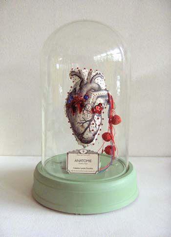 J ai trouvé dans ma maison un globe et voici une super idée merci Lyndie Dourthe!