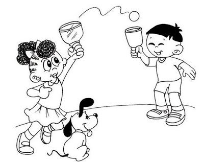 Meus Trabalhos Pedagógicos ®: Olimpiadas Desenhos