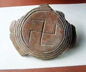 ATLANTEAN GARDENS: 7,000-Year-Old Swastika Pottery Discovered