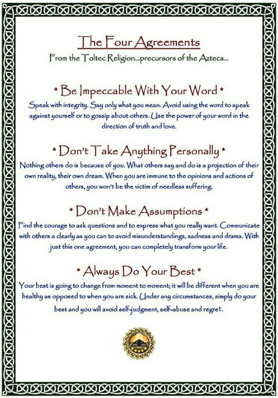 Four Agreements Quotes Amusing 11 Best Psychology And Science Images On Pinterest  Nature Outer