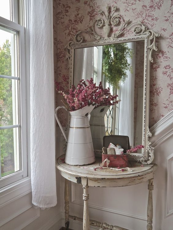 Chateau Chic: Shades of Spring