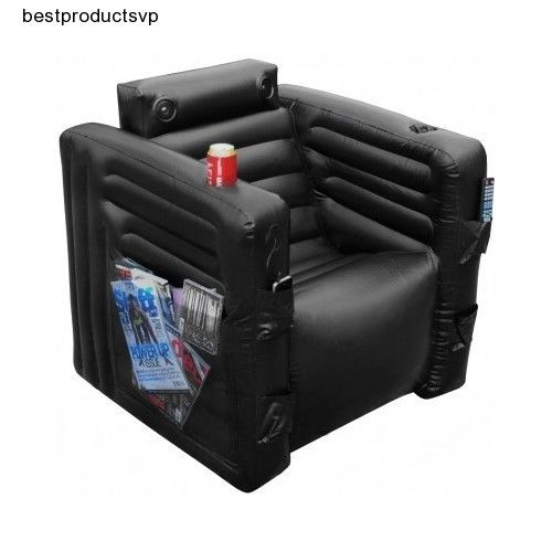 #Ebay #Inflatable #Gadget #Chair #Multi #Media #Game #Movie #Music #Speakers #Pockets #Easy #Reach