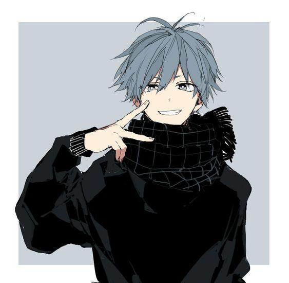 Cool Aesthetic Anime Boy Pfp Black Hair - Ring's Art