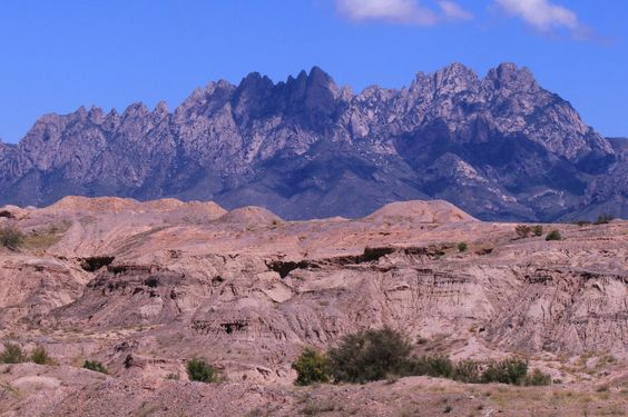 The Organ Mountains | by Ted of DGAR