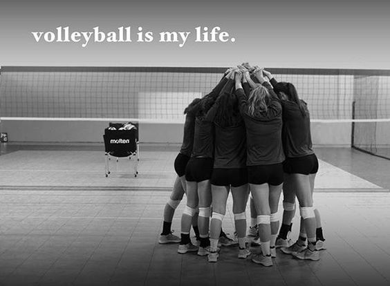Volleyball is awesome :))
