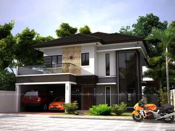 modern zen house design cm builders home inspiration