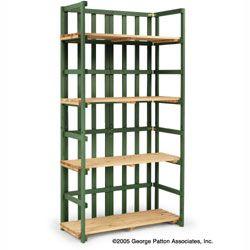 wood display retail shelving and display shelves on pinterest. Black Bedroom Furniture Sets. Home Design Ideas