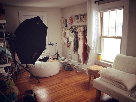 Erin Lucraz photography studio
