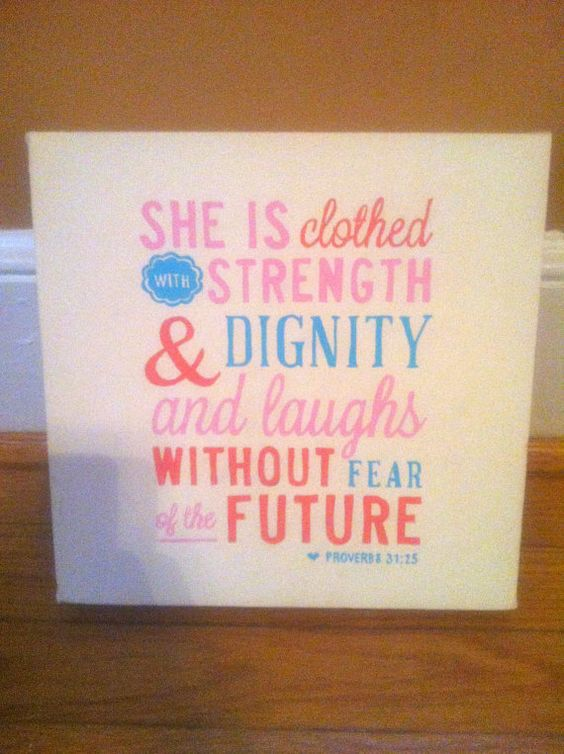 Painted Scripture Verse by Yinzandyall on Etsy, $25.00