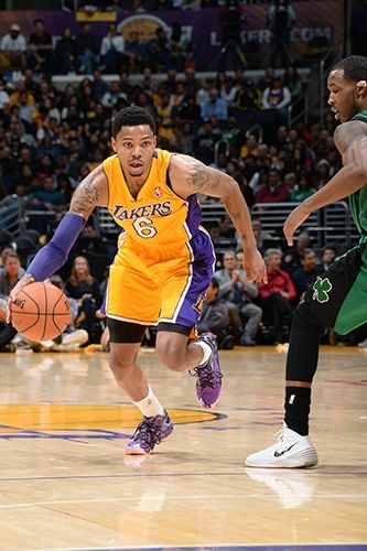 Kent Bazemore the new Lakers