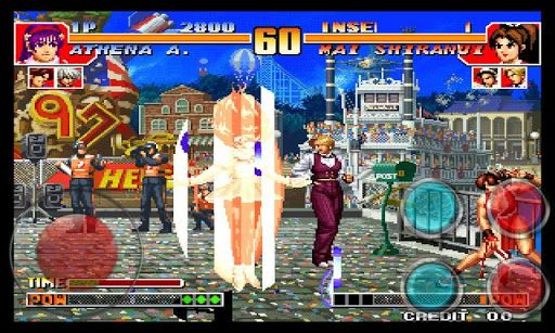 King Of Fighters 97 Perfect Edition Is A Kind Of Action Apps For