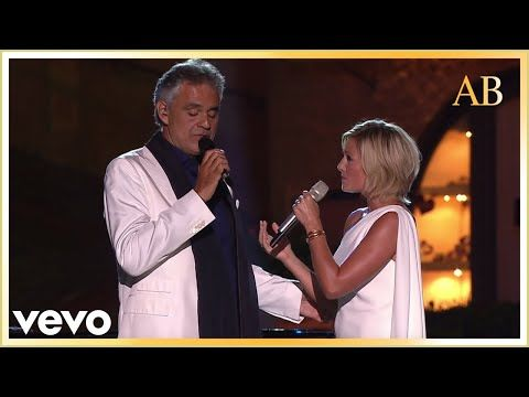 Andrea Bocelli Helene Fischer When I Fall In Love Live 2012 Youtube In 2020 Music Performance I Fall In Love I Fall