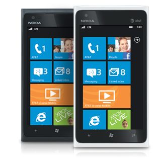 Nokia Lumia 900- comparing this to the Samsung phones- it's so hard to decide!