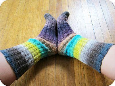 Knitting Pattern For Tube Socks : Pinterest   The world s catalog of ideas