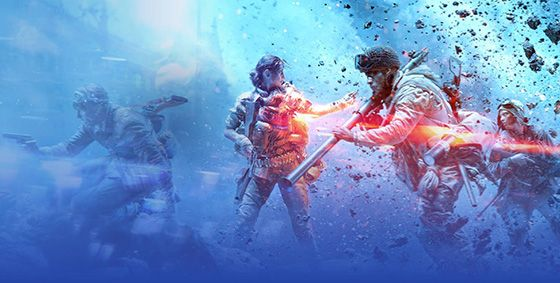 Battlefield V Key Art Battlefield Keys Art Epic Art