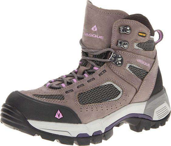 Vasque Women's Breeze 2.0 Gore-Tex Hiking Boot, Gargoyle/African ...