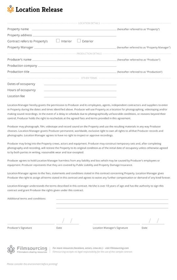 Film Non Disclosure Agreement Confidentiality Agreement Between
