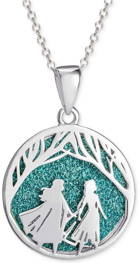 Frozen Necklace Inspired by Frozen Movie Silver Frozen Quote Pendant Jewellery Gift Idea for Women // Girlfriends
