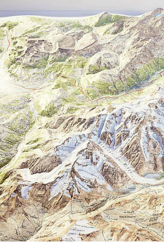 map #map #mountain