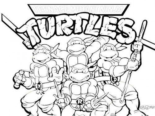 Printable Ninja Turtle Coloring Pages Turtle Coloring Pages Ninja Turtle Coloring Pages Ninja Turtles