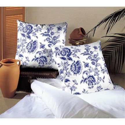 Ocean Collection Fossil Blue Cushion Cover 2 Pcs - Add oodles of style to your home with an exciting range of designer furniture, furnishings, decor items and kitchenware. We promise to deliver best quality products at best prices.