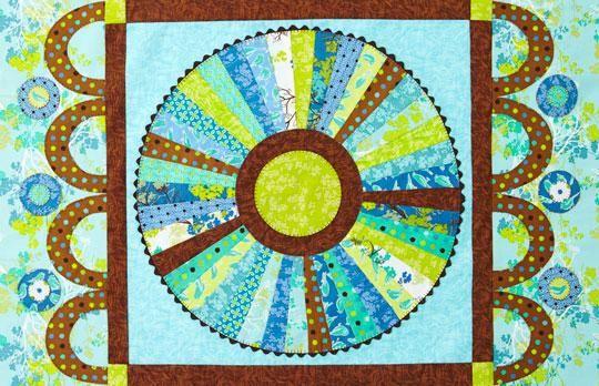 Wheel of Fortune | AllPeopleQuilt.com