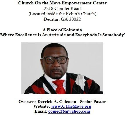 Happy Birthday Overseer Derrick A. Coleman, my brother and my friend! God bless You! May You have Favor and Blessings In Christ! Love, Shan #FABInC!