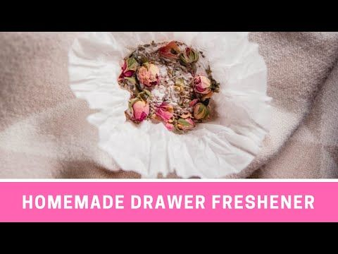 Keep Your Dresser And Clothes Smelling Fresh With This Homemade Drawer Freshener Recipe Natural Ingredients Homemade Drawers Drawers Smell Homemade Dressers
