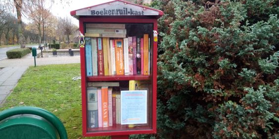 Boekenruilkast Lokeren 5