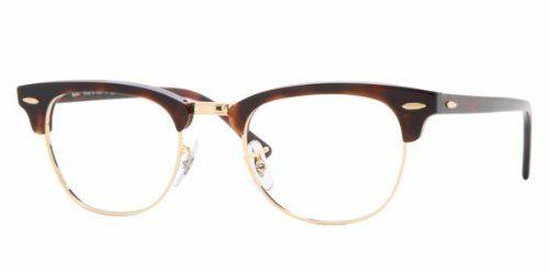Ray-Ban Glasses Ray Ban Eyeglasses frame RX 5154 RX5154 2372 Metal - Acetate Brown Ray-Ban. $119.95. Save 35% Off!