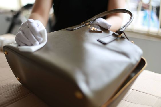 Vintage手袋保養,復古名牌皮革手袋