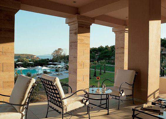 Griechischer Luxustraum mit Panoramablick | Sparen Sie bis zu 70% auf Luxusreisen | Secret Escapes