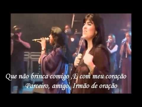 Meu Pai me falou- legendado- Fernanda Brum e Eyshila