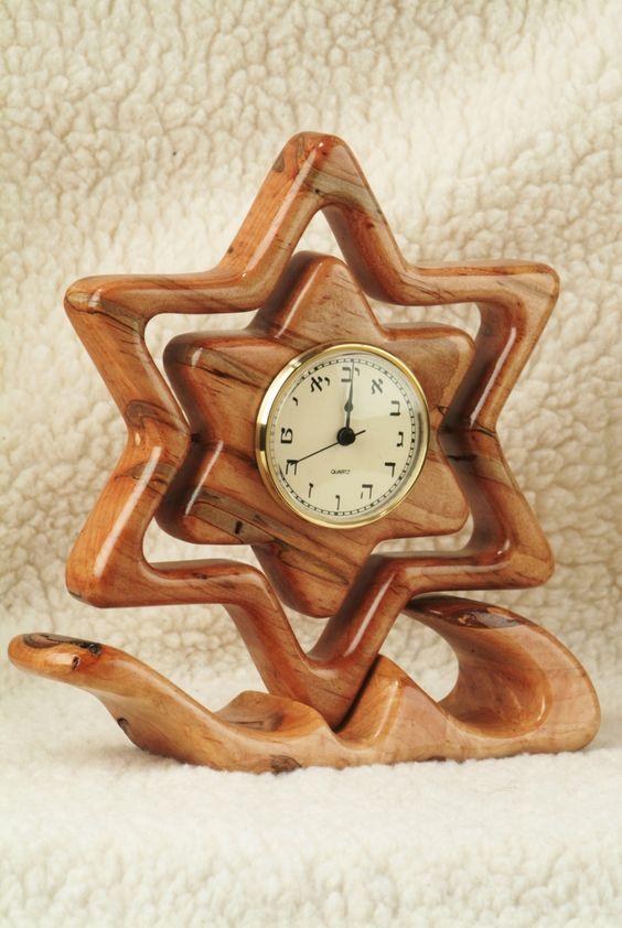 Resultado de imagen para CLOCK STAR OF DAVID