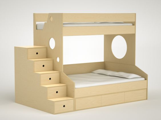 dumbo bunk bed twin over full with trundle casa kids bunk beds casa kids